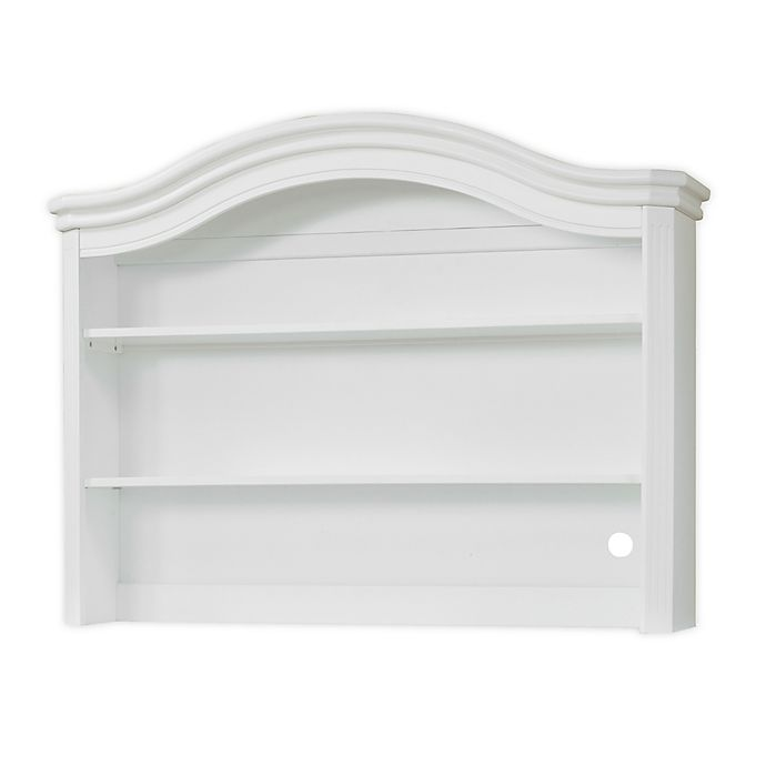Alternate image 1 for Sorelle Vista Elite Hutch in White