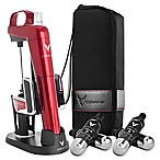 Coravin™ Model Two Elite Pro Wine System in Red