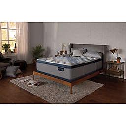 iComfort® By Serta Blue Hybrid 4000 Low Profile PillowSoft Mattress Set