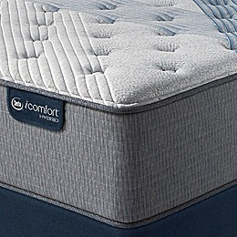 iComfort® By Serta Hybrid Blue 1000 Luxury Firm Mattress Set