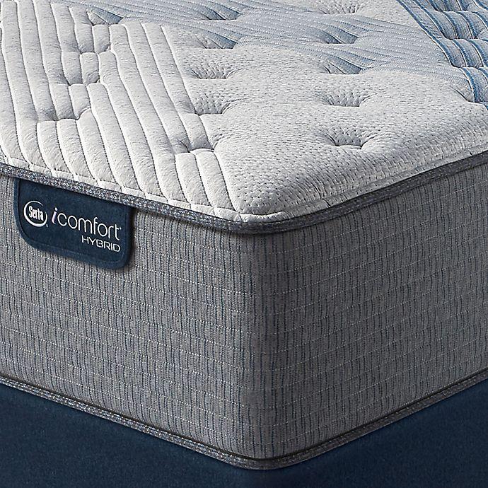 Alternate image 1 for Serta® iComfort® Hybrid Blue 1000 Luxury Firm King Mattress Set