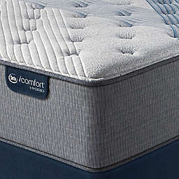 Serta® iComfort® Hybrid Blue 1000 Luxury Firm Mattress Set