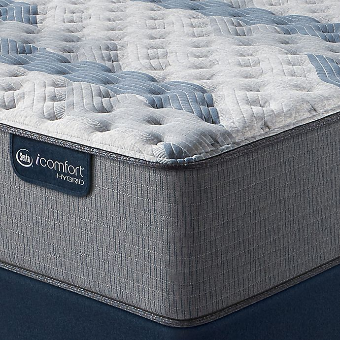 Alternate image 1 for Serta® iComfort® Blue Fusion 500 Extra Firm Twin XL Mattress Set