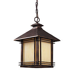 ELK Lighting Blackwell One-Light Outdoor Pendant