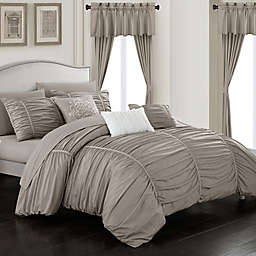 Chic Home Gruyeres Comforter Set