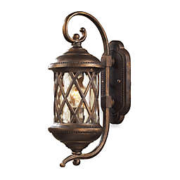 ELK Lighting Barrington Gate One-Light 7-Inch x 18-Inch Outdoor Sconce