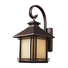 ELK Lighting Blackwell One-Light 9-Inch W Outdoor Wall Sconce