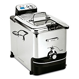 All-Clad 3.5-Liter EZ Clean Pro Deep Fryer