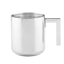 Mepra 6-Inch Stainless Steel Milk Boiler