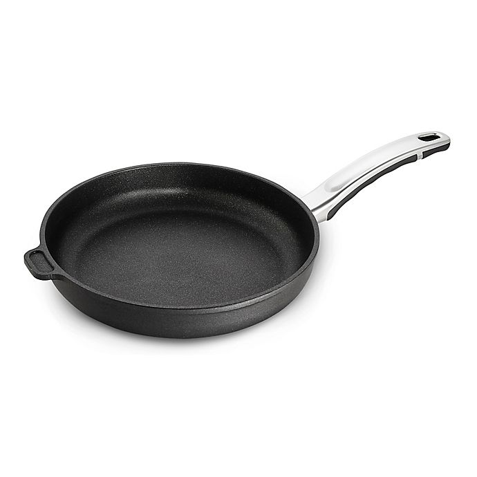 Alternate image 1 for Ozeri® Professional Series 10-Inch Ceramic Earth Fry Pan in Black