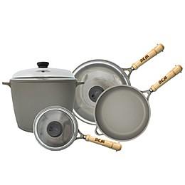 Berndes® Tradition Nonstick 7-Piece Aluminum Cookware Set in Grey