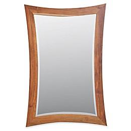 EcoDecors® Curvature Teak Wall Mirrors