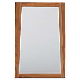 EcoDecors Significance Teak Wall Mirrors