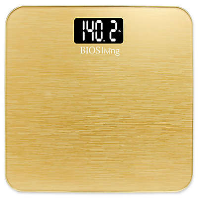 BIOSliving Metallic Digital Scale
