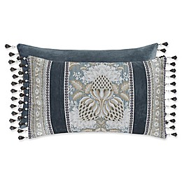J. Queen New York™ Crystal Palace Boudoir Throw Pillow in French Blue