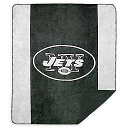 NFL Denali Sliver Knit Throw Blanket Collection