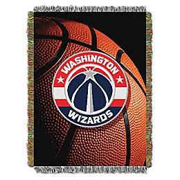 NBA Washington Wizards Photo Real Tapestry Throw Blanket