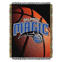 NBA Orlando Magic Photo Real Tapestry Throw Blanket