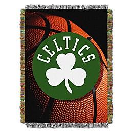 NBA Boston Celtics Photo Real Tapestry Throw Blanket