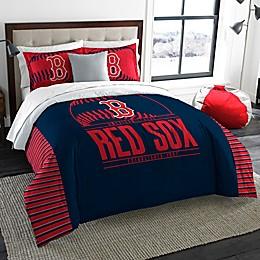 MLB Boston Red Sox Grand Slam Comforter Set