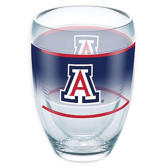 Alternate image 1 for Tervis® University of Arizona Original 9 oz. Stemless Wine Glass
