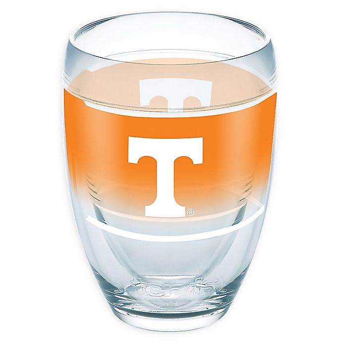 Alternate image 1 for Tervis® University of Tennessee Original 9 oz. Stemless Wine Glass