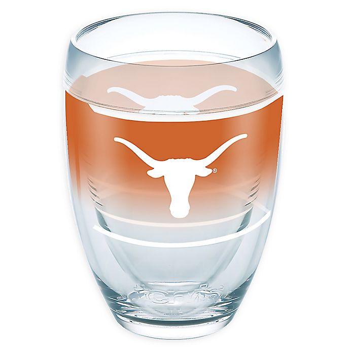 Alternate image 1 for Tervis® University of Texas Original 9 oz. Stemless Wine Glass
