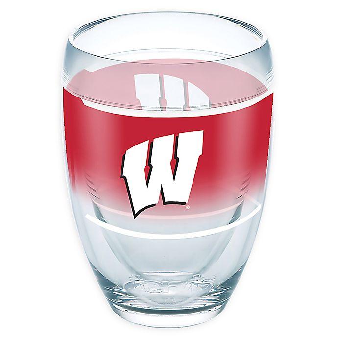 Alternate image 1 for Tervis® University of Wisconsin Original 9 oz. Stemless Wine Glass