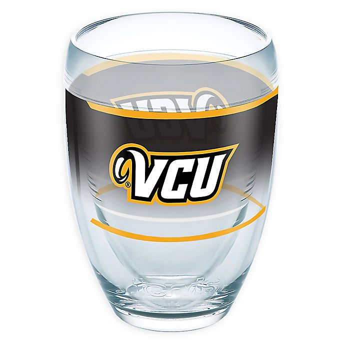 Alternate image 1 for Tervis® VCU Original 9 oz. Stemless Wine Glass