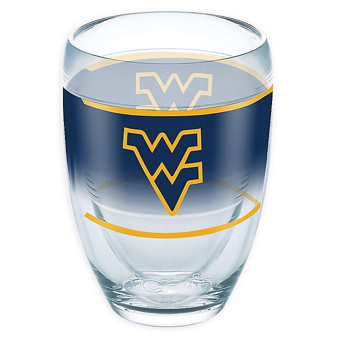 Alternate image 1 for Tervis® West Virginia University Original 9 oz. Stemless Wine Glass