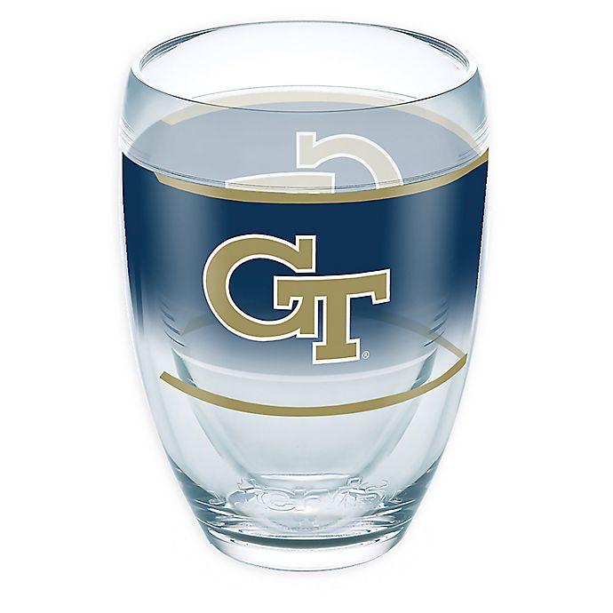Alternate image 1 for Tervis® Georgia Tech Original 9 oz. Stemless Wine Glass
