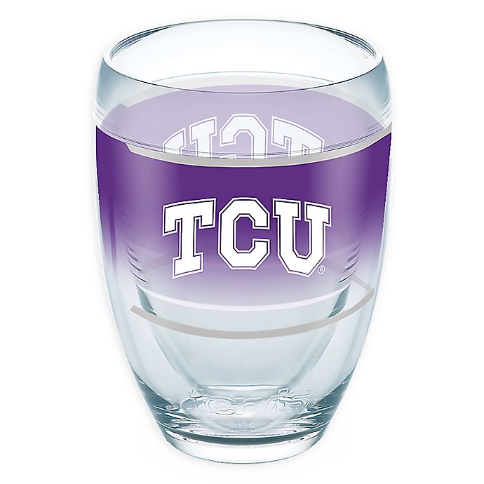 Alternate image 1 for Tervis® TCU Original 9 oz. Stemless Wine Glass