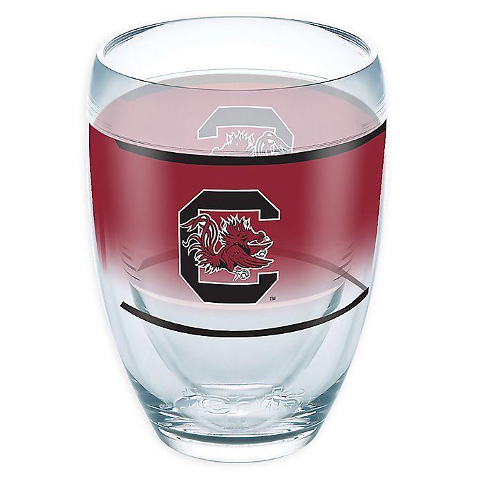 Alternate image 1 for Tervis® University of South Carolina Original 9 oz. Stemless Wine Glass