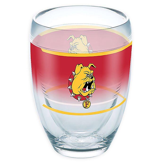 Alternate image 1 for Tervis® Ferris State University Original 9 oz. Stemless Wine Glass