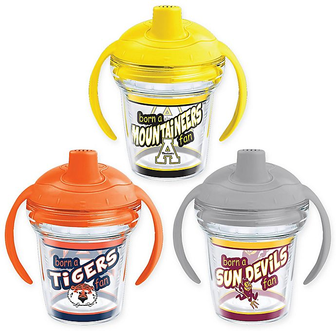 Alternate image 1 for Tervis® My First Tervis™ Collegiate 6 oz. Sippy Design Cup with Lid