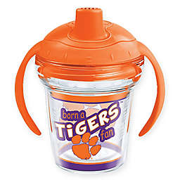 Tervis® My First Tervis™ Clemson University 6 oz. Sippy Design Cup with Lid