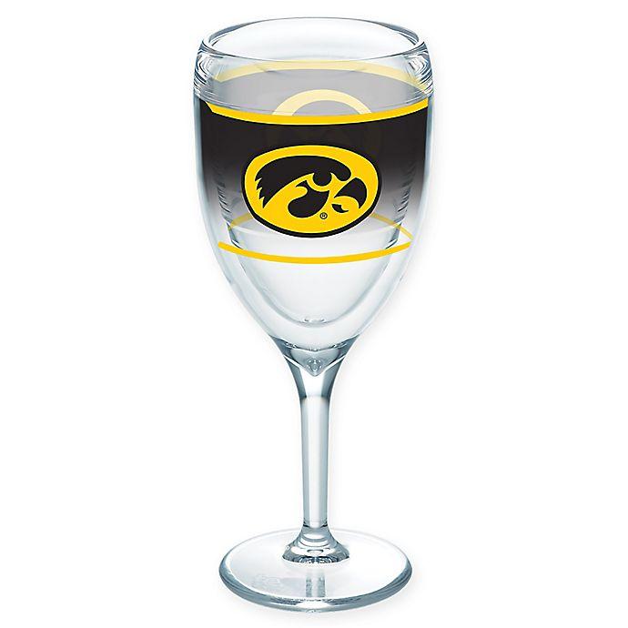 Alternate image 1 for Tervis® University of Iowa Original 9 oz. Wine Glass