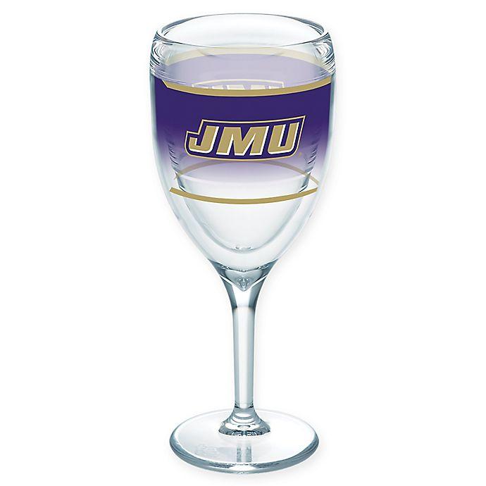 Alternate image 1 for Tervis® James Madison University Original 9 oz. Wine Glass
