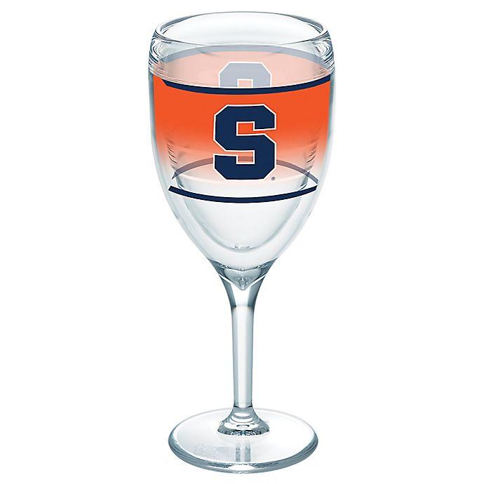 Alternate image 1 for Tervis® Syracuse University Original 9 oz. Wine Glass