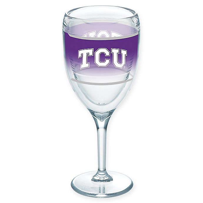 Alternate image 1 for Tervis® TCU Original 9 oz. Wine Glass