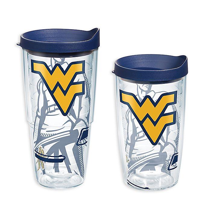 71aa2fb47c5 Tervis® West Virginia University Genuine Wrap Tumbler with Lid | Bed ...