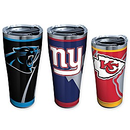 Tervis® NFL Rush Stainless Steel Tumbler with Lid