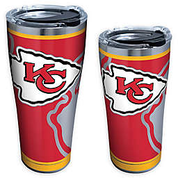 Tervis® NFL Kansas City Chiefs Rush Stainless Steel Tumbler with Lid