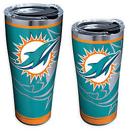 Tervis® NFL Miami Dolphins Rush Stainless Steel Tumbler with Lid