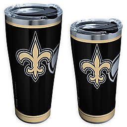 Tervis® NFL New Orleans Saints Rush Stainless Steel Tumbler with Lid