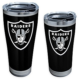 Tervis® NFL Oakland Raiders Rush Stainless Steel Tumbler with Lid