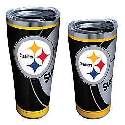 Tervis® NFL Pittsburgh Steelers Rush Stainless Steel Tumbler with Lid