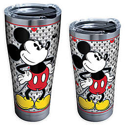 Tervis® Disney® Silver Mickey Stainless Steel Tumbler with Lid