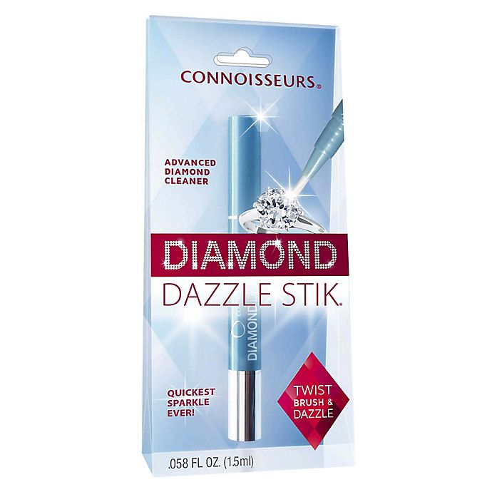 Alternate image 1 for Connoisseurs® Diamond Dazzle Stik Jewelry Cleaner