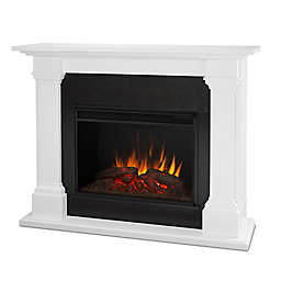Real Flame® Callaway Grand Electric Fireplace in White